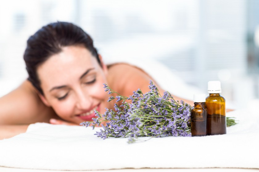 Aromatherapy: Herbs and Scents to Alleviate Depression, Anxiety, and Stress - Healthy Diet Base