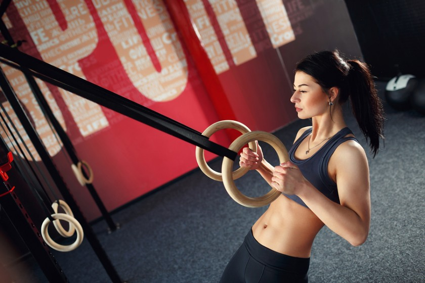 Gymnastic Rings Exercises Video