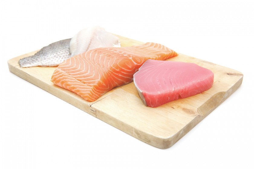 Best and worst fish for the heart healthy diet base for Raw fish food poisoning