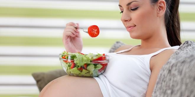 Необходимо есть время беременности