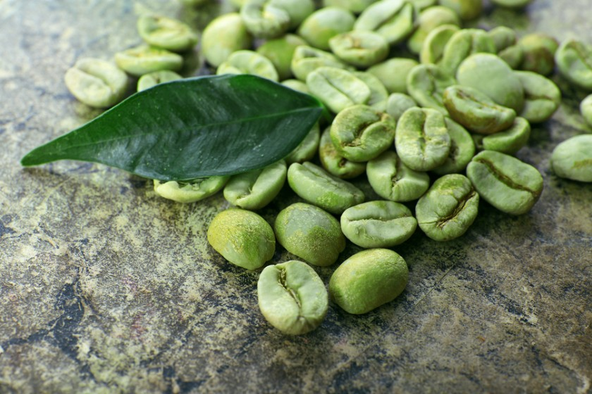How Green Coffee Bean Aids in Weight Loss - Healthy Diet Base