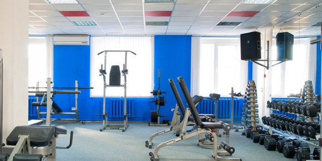 how to make your own gym equipment
