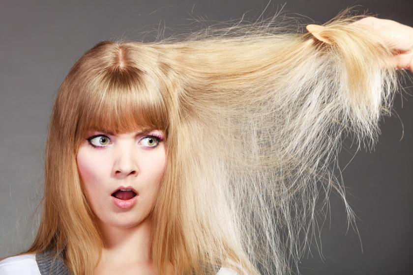 How To Treat And Restore Severely Damaged Hair Healthy